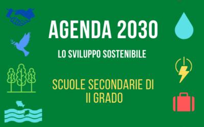 AGENDA 2030 – Scuola secondaria di II grado
