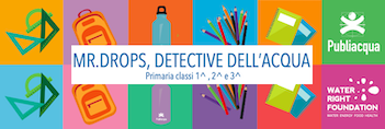 Mr. Drops, detective dell'acqua